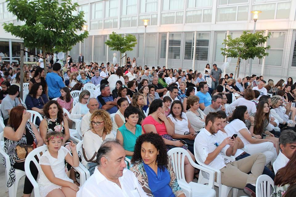 Festa Graduació 2015. Assitents