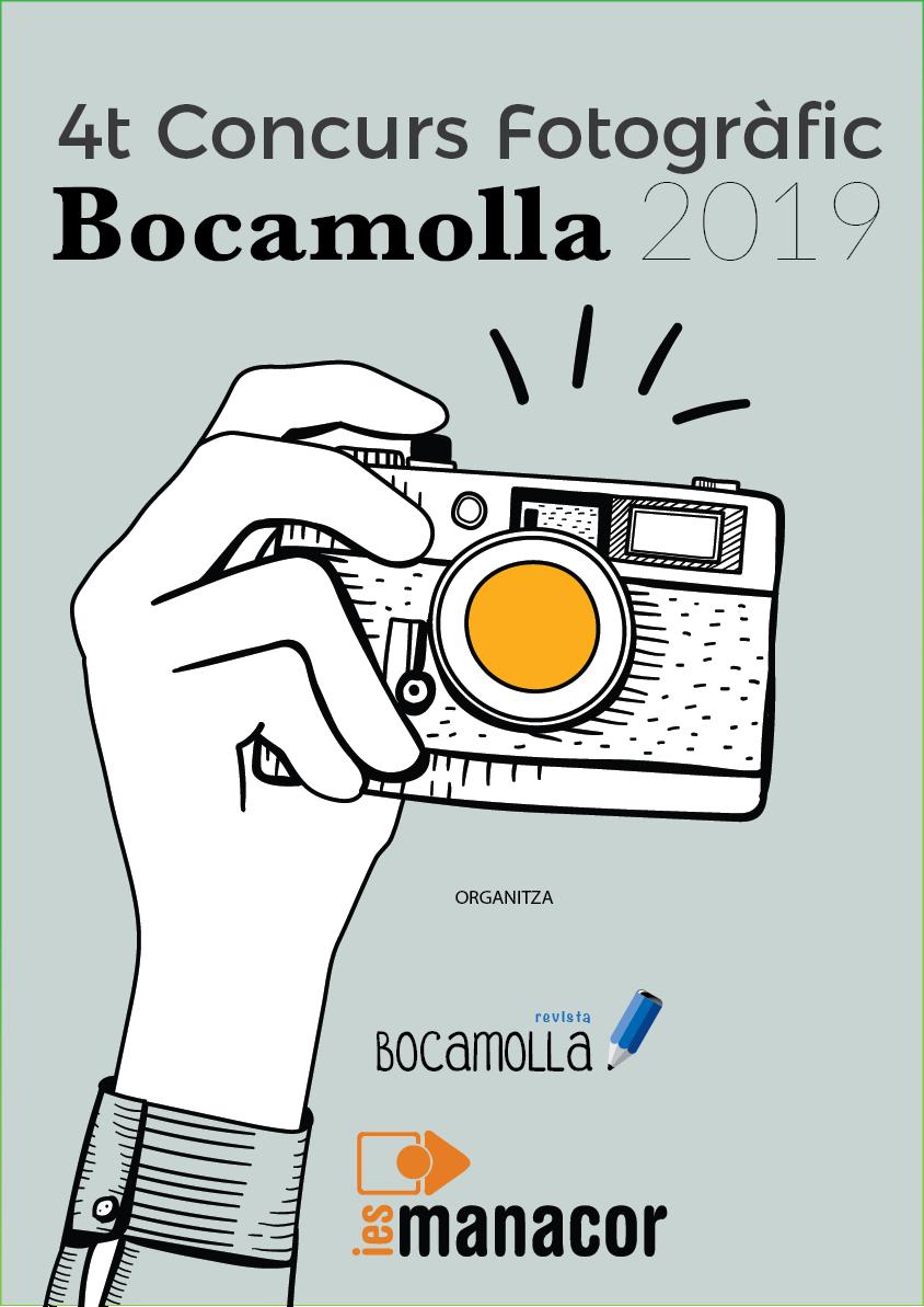 POSTER BOCAMOLLA FOTO CONCURS 2019 sense patrocinadors