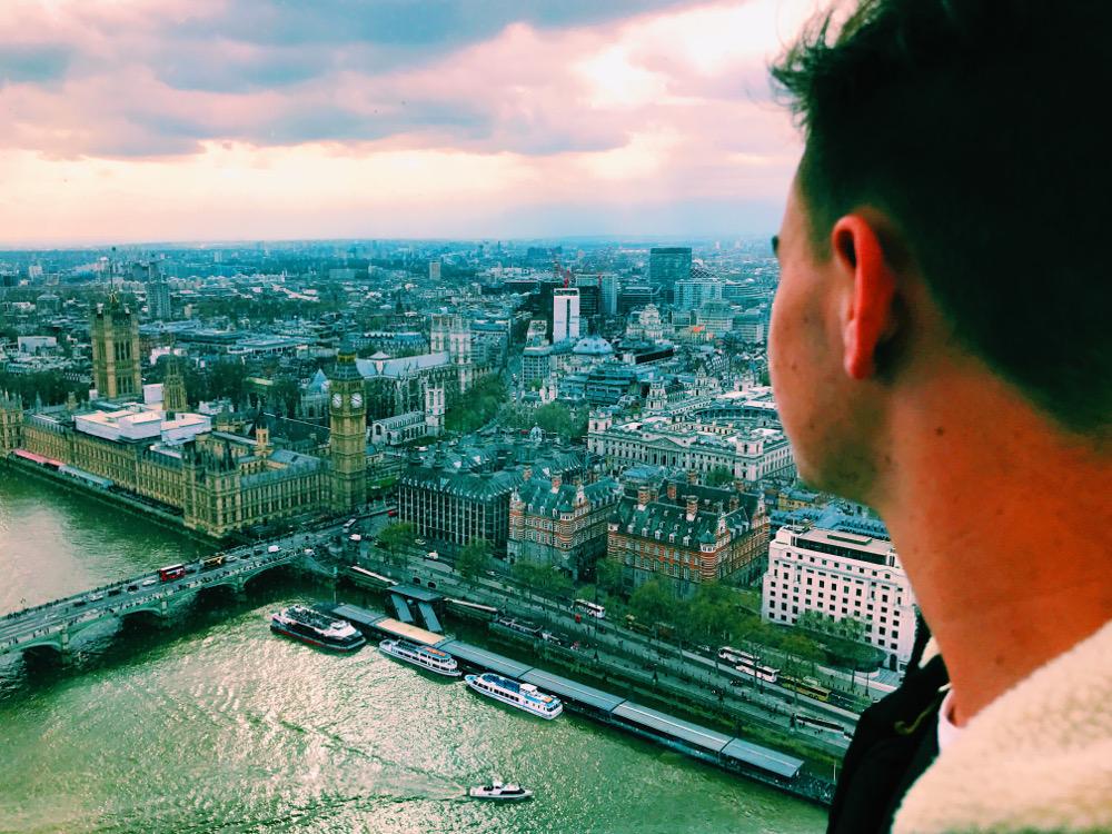 Viatge d'estudis a Londres