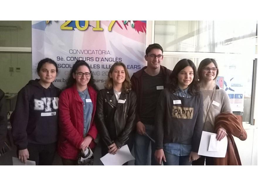 Participants IES Manacor a FONIX 2017