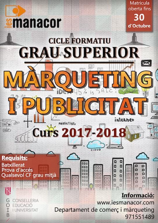 Cartell GS Màrqueting i Publicitat