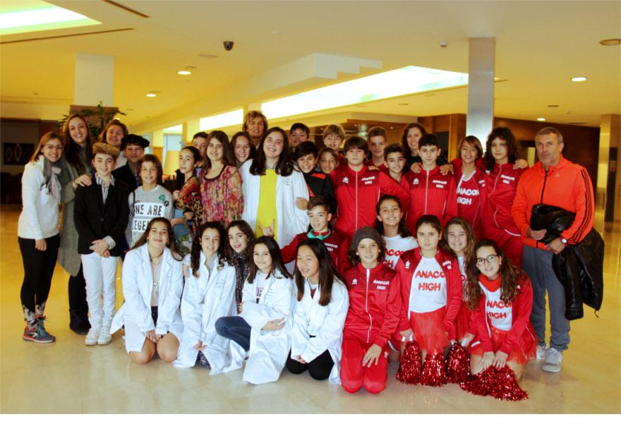 Hipotels_Cala_Millor_Park_high_school_musical_1