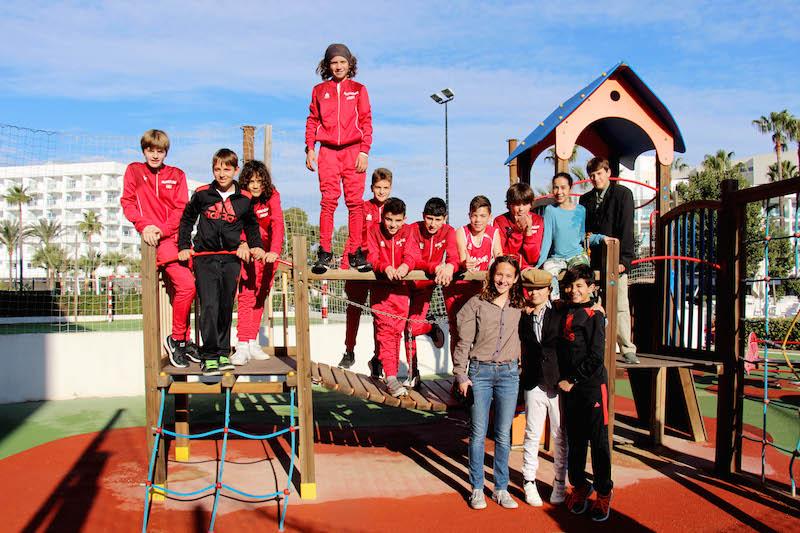 Hipotels_Cala_Millor_Park_high_school_musical_3