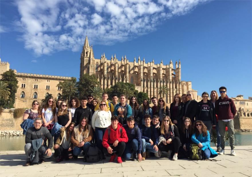 Visita a Palma