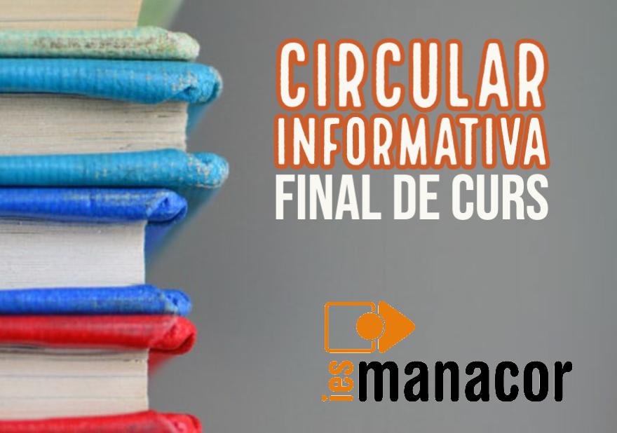 Circular informativa