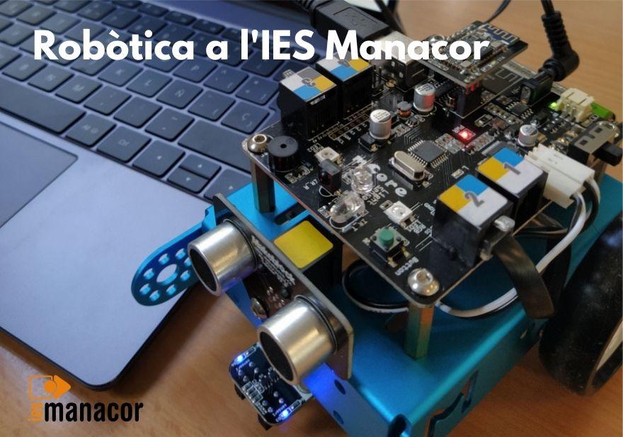 Robòtica a l'IES Manacor