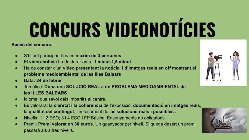 concurs videonotícies