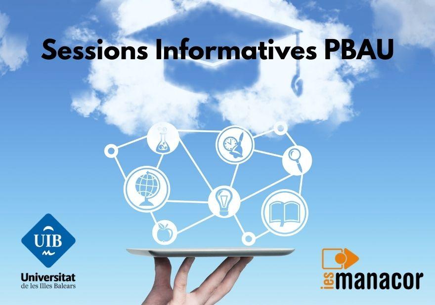 Sessions Informatives PBAU
