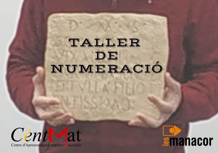 taller numeració