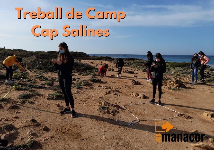 Treball de Camp Cap Salines
