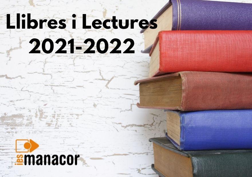 Llibres i Lectures 2021-2022